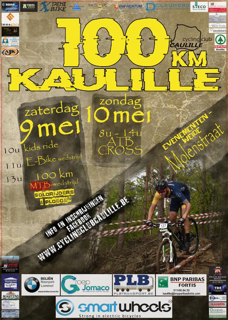 De 100 km van Kaulille